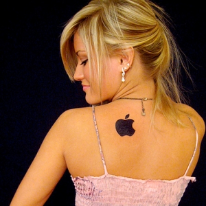 ijustine tattoo